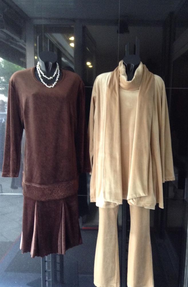 Péché Mignon : vêtements confectionnés à Ostende même (2/4)