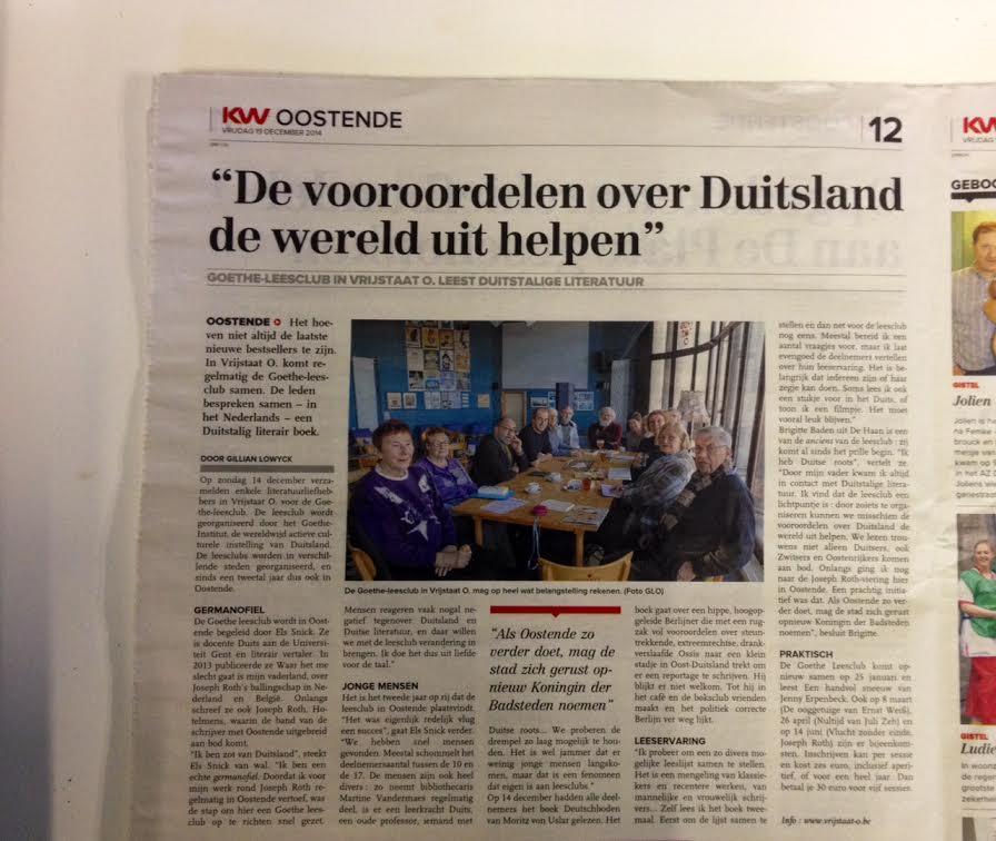 Lees club Vrijstaat Oostende (4/4)