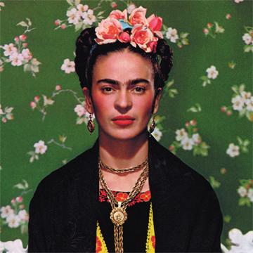Frida Kahlo http://www.fridakahlo.com/