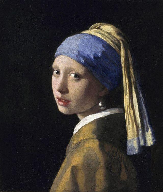 Johannes Vermeer : Meisje met de parel
