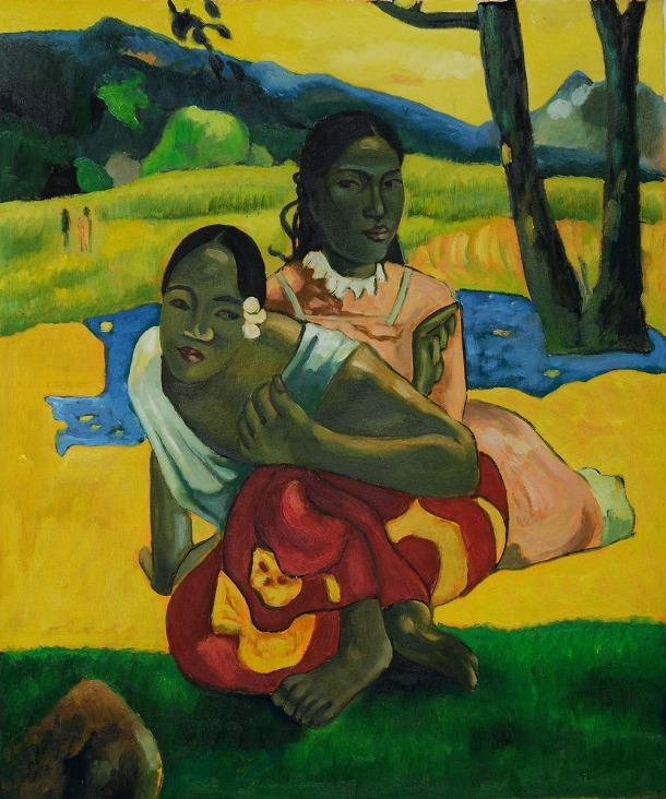 Gauguin : Wanneer ga je trouwen